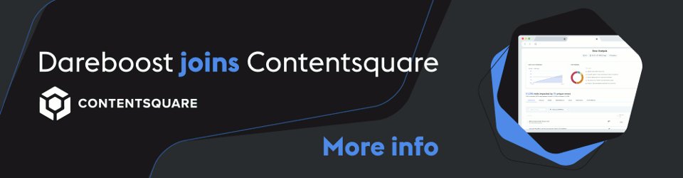 Dareboost joins Contentsquare