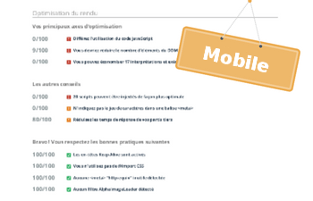 Mobile performance best practices